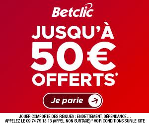 Betclic - France - Pari Sportif